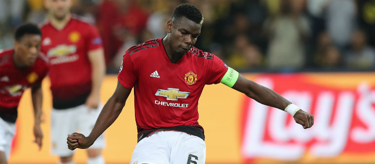 Pogba Double Helps See Off Young Boys