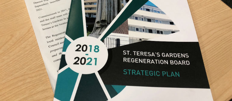 Plan For St Teresa's Revamp Revealed