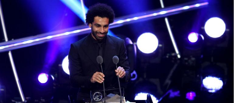 Salah Strike Named Best Goal