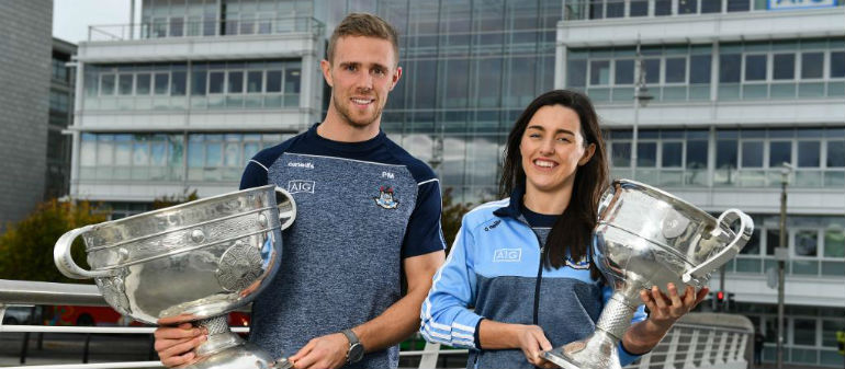 14 All Star nominations for Dublin