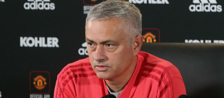 Mourinho In No Mood to Talk