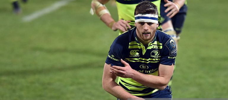 Three uncapped players in Ireland Rugby squad