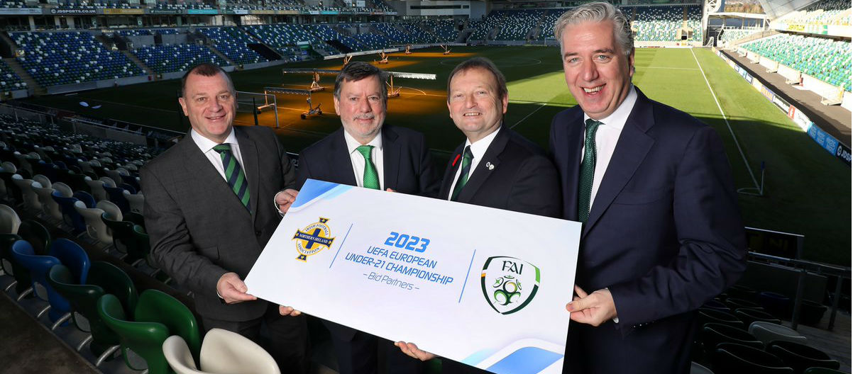 FAI Bid To Host Under 21 EUROs