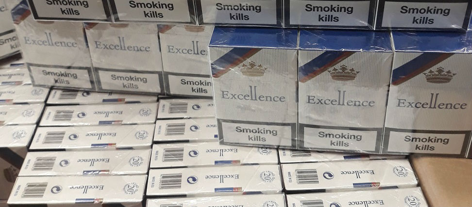 Millions Of Cigarettes Seized At Dublin Port