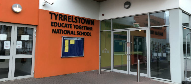 Parents plan protest outside Tyrrelstown school