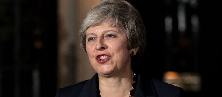 May In Crisis Over Brexit