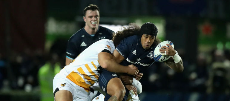Injury blow for Leinster