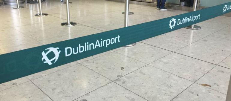 Heroin seizure at Dublin Airport