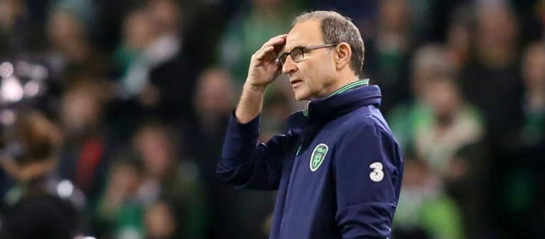 O'Neill leaves Ireland job with a 'heavy heart'