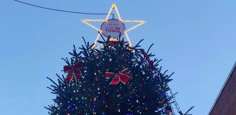 Dublin gets Chari-trees for Christmas
