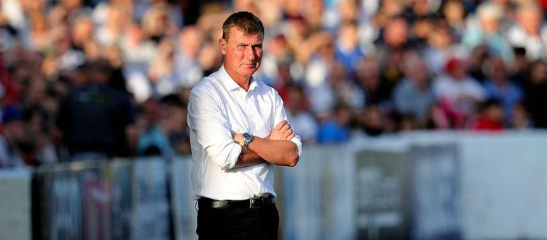 Saints back Stephen Kenny for Ireland job