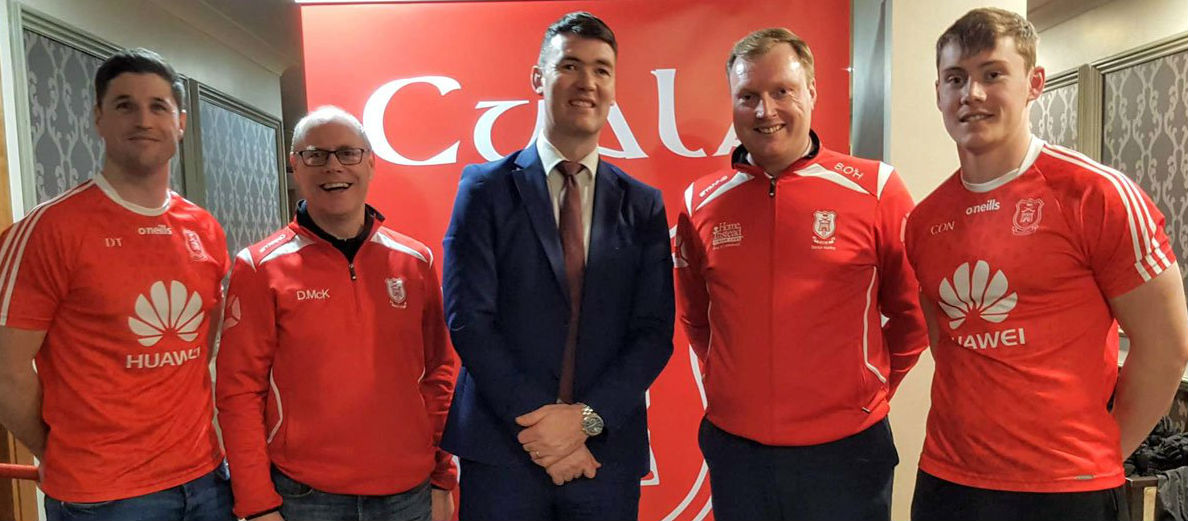 Maher Takes Over At Cuala