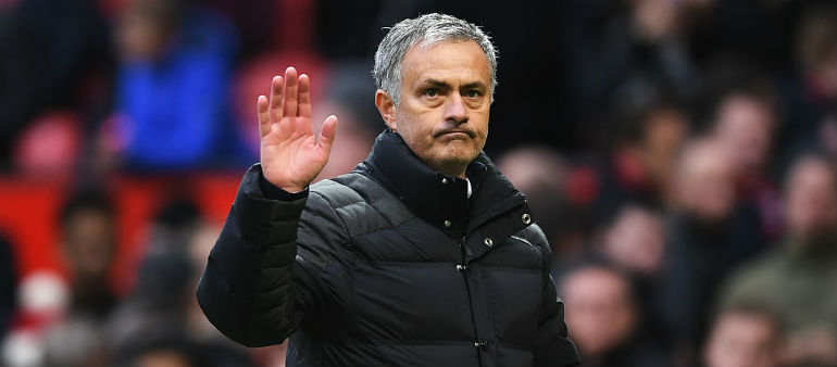 Mourinho Predicts Top Four Finish