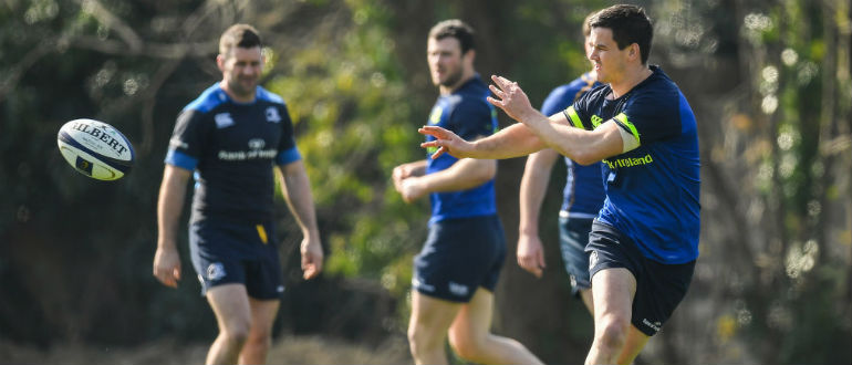 Leinster recall big guns for trip to Bath
