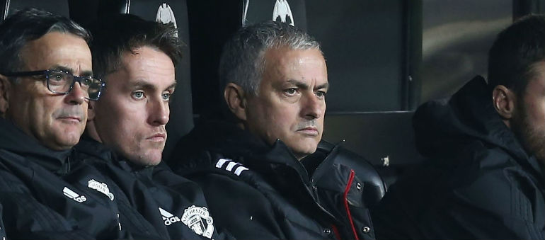 Mourinho Upset As United Go Down In Spain