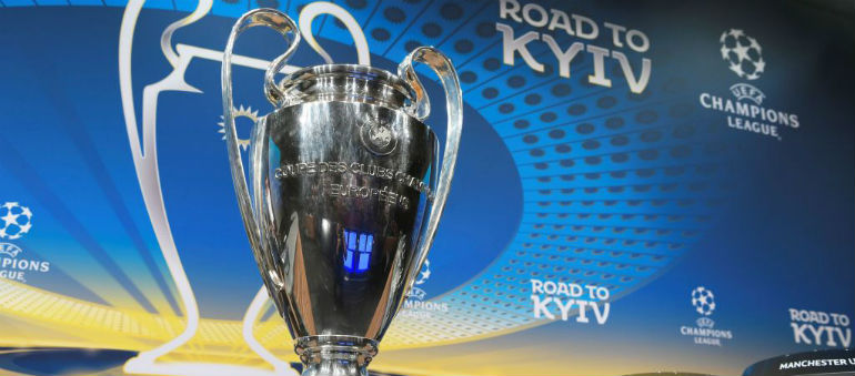 Champions League Ties Revealed