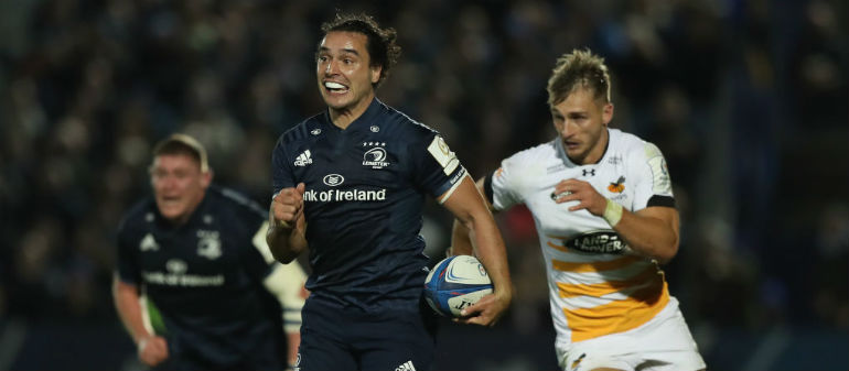 Lowe banned for two weeks for Munster red card