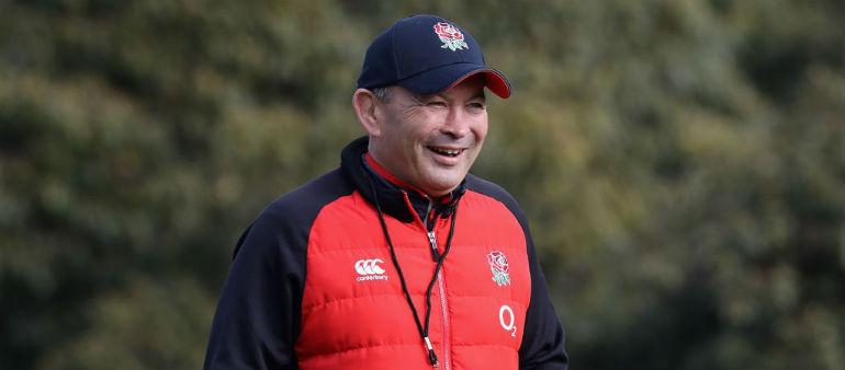 Jones bullish about England's chances against Ireland