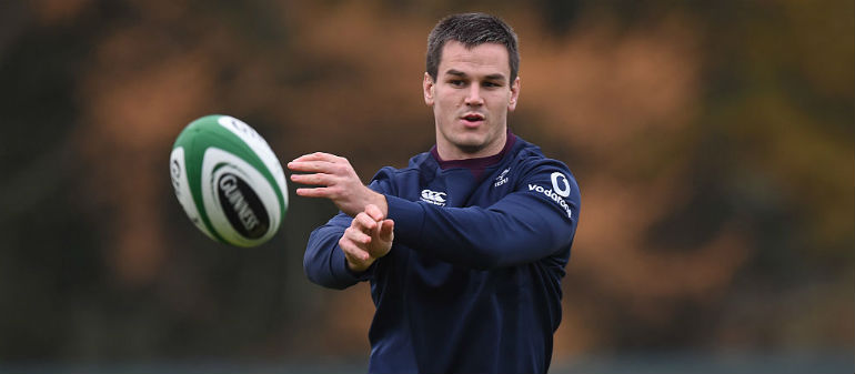 Schmidt 'super confident' Sexton will be fit for Six Nations opener