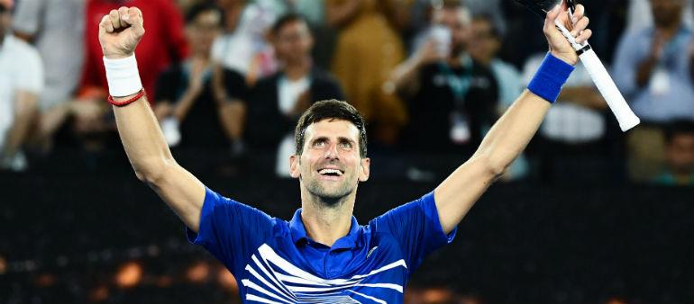Deadly Djokovic Shows No Mercy