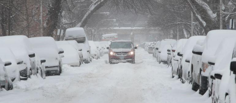 8 Dead In US Deep Freeze