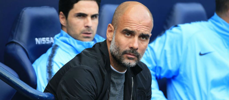 Manchester City aim to overhaul Liverpool