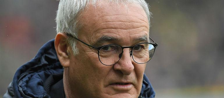 Fulham Sack Ranieri