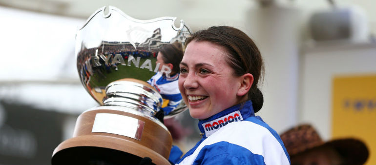 Frost makes history at Cheltenham