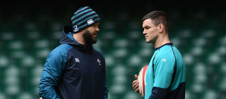 Farrell to face Scotland in first match at the helm