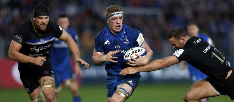 Leinster welcome back trio for Edinburgh clash