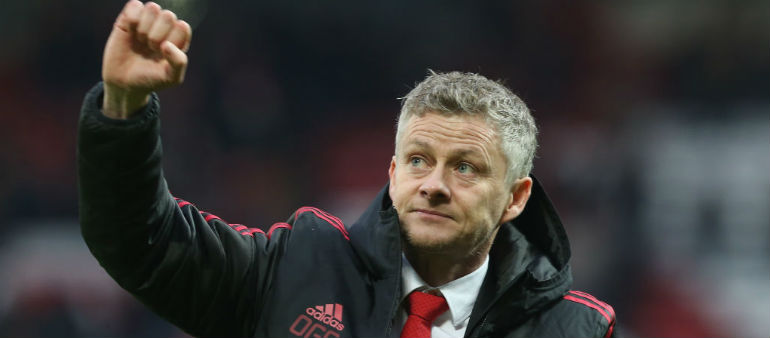 Solksjaer Lands 3 Year United Deal