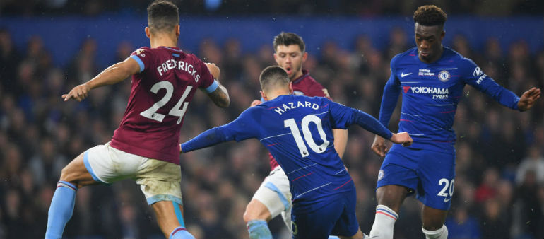 Magical display from Hazard at Stamford Bridge