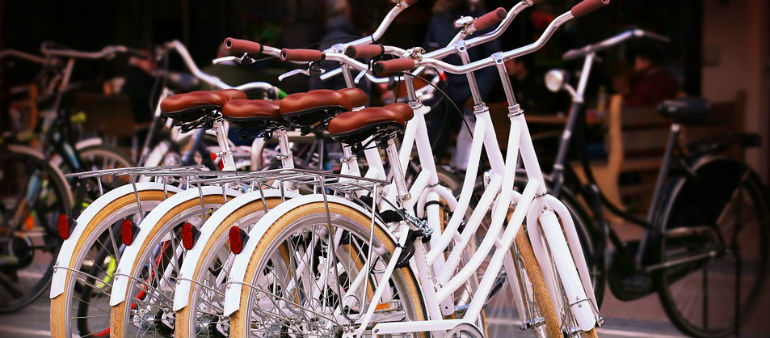 Almost 4 thousand bikes reported stolen in Dublin last year
