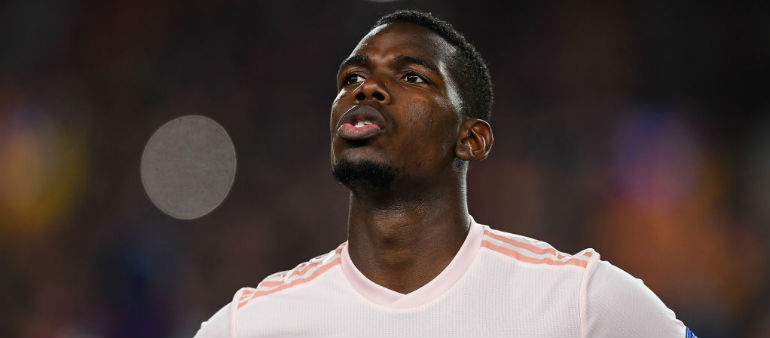 Pogba says United players must apologise to fans on the pitch