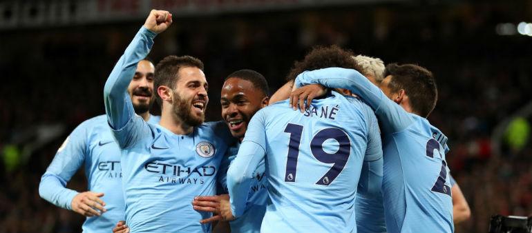 Manchester City take a massive step towards the Premier League title