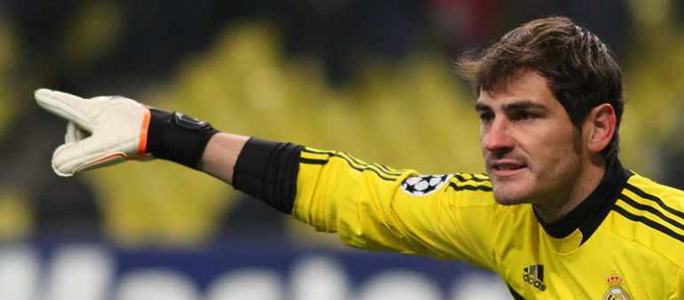 Casillas stable following heart attack