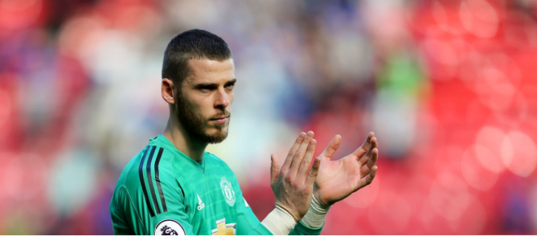 De Gea Linked With Paris Move