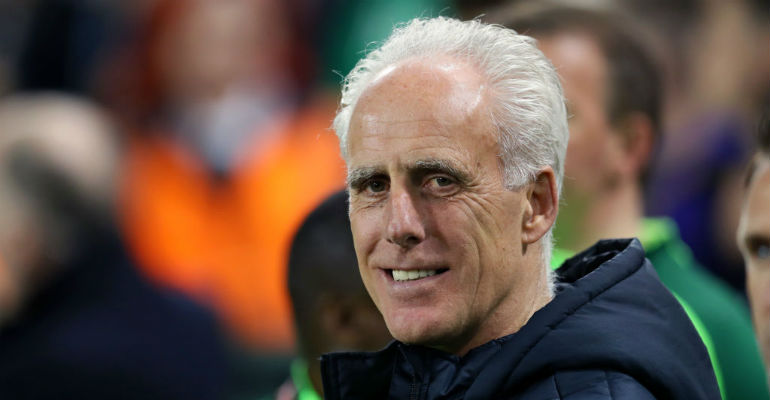 McCarthy happy to go when his time is up