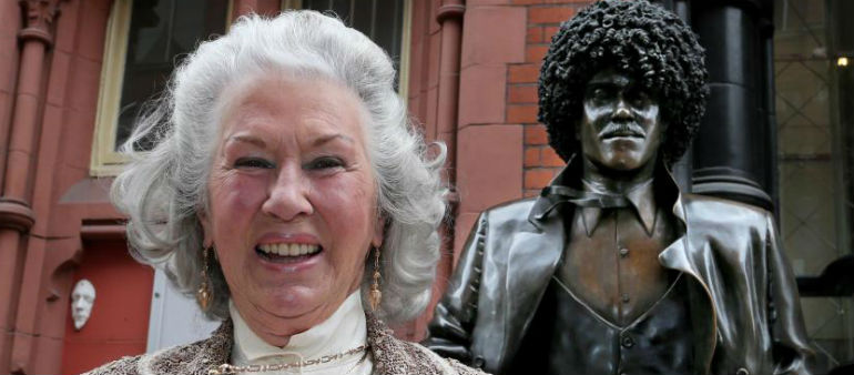 Phil Lynott's Mum Loses Cancer Battle
