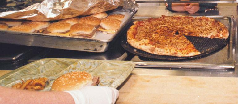 Study Says Kids Menu's Full Of Fat
