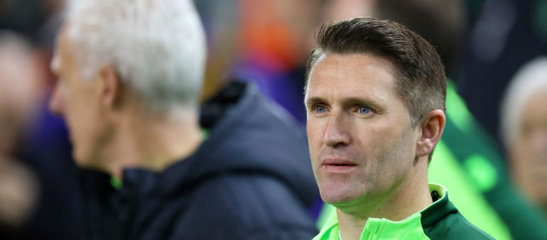 Keane appointed to Middlesbrough backroom