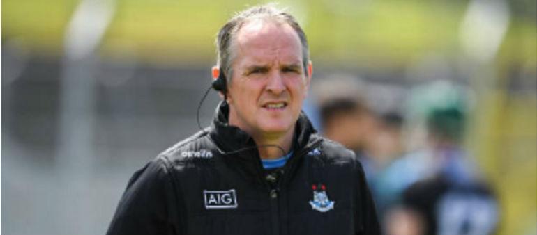 Barrett in contention for Dublin