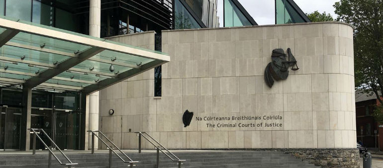 Rape Court Cases on the rise in Ireland
