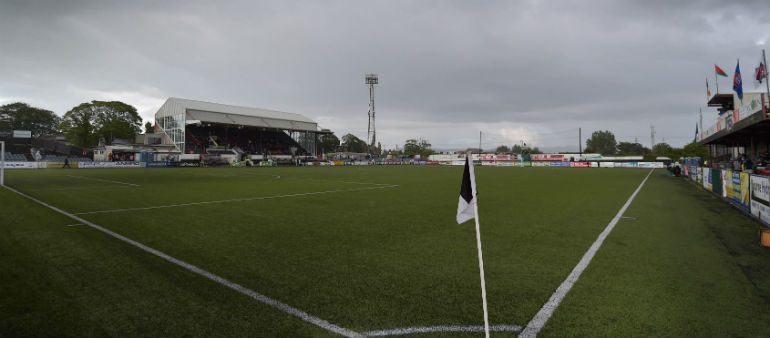 Lillywhites Ready Up For Latvians