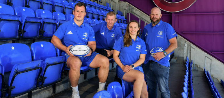 Ground-breaking double header for Leinster Rugby