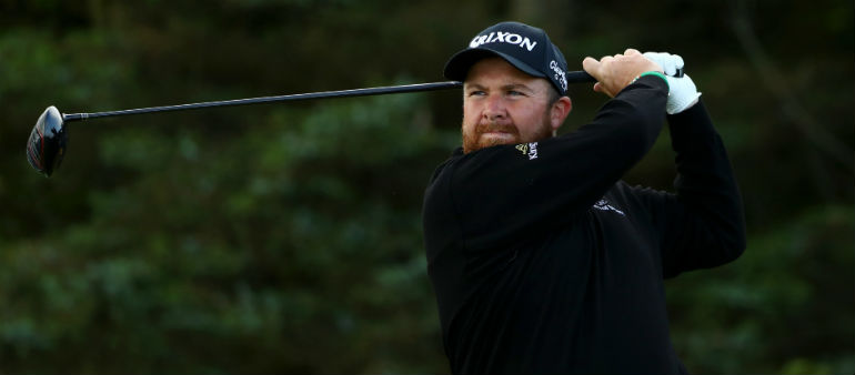 Lowry leads Irish charge at Royal Portrush