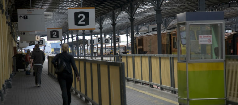New National Train Centre approved for Heuston Station