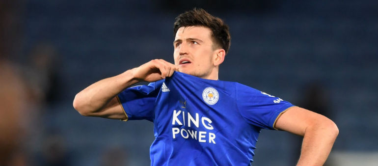 United go in for Maguire