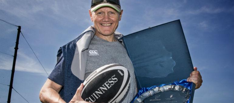 Rugby Writers Honour Schmidt And Ryan