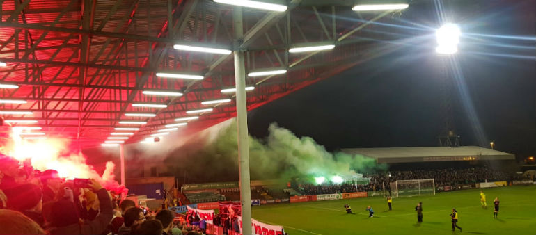 Bohs Grab Last Minute FAI Cup First Round Win Over Shelbourne